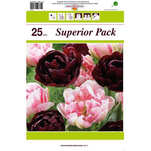 Super ponuka! Sada plnokvetých tulipánov z 2 odrôd изображение 1 артикул 70315